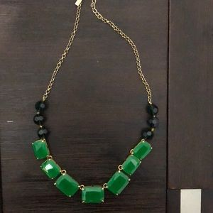 Kate Spade - statement necklace (barely worn)